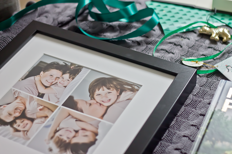 prezent, ramka ze zdjęciem, zdjęcia z instagramu, wydruk zdjęć